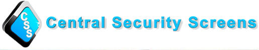 Central Security Screens Logo