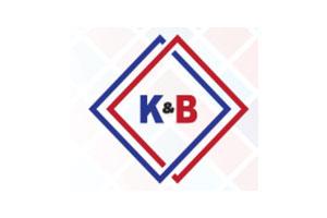 K&B Security Doors and Screens Logo